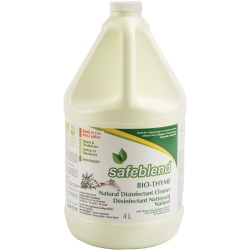 SAFEBLEND BIO-THYME NATURAL CLEANER AND DISINFECTANT